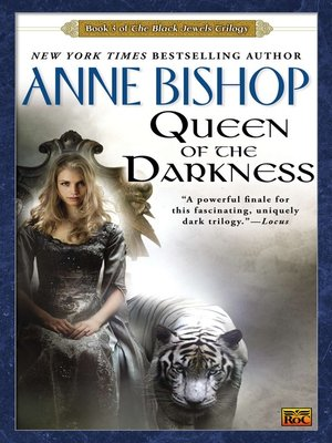 cover image of Queen of the Darkness